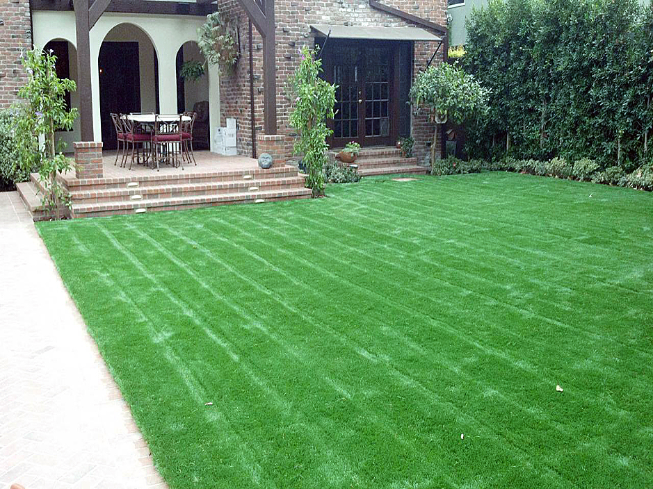 Fake Grass Carpet Modesto, California Paver Patio, Front Yard Landscaping  Ideas