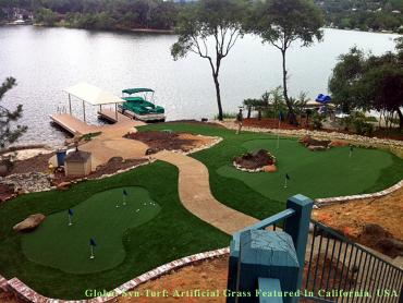 Artificial Grass Photos: Fake Turf East Foothills, California Artificial Putting Greens, Beautiful Backyards