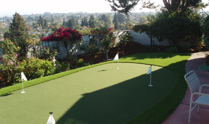 Putting Greens, Artificial Golf Putting Green in San Jose